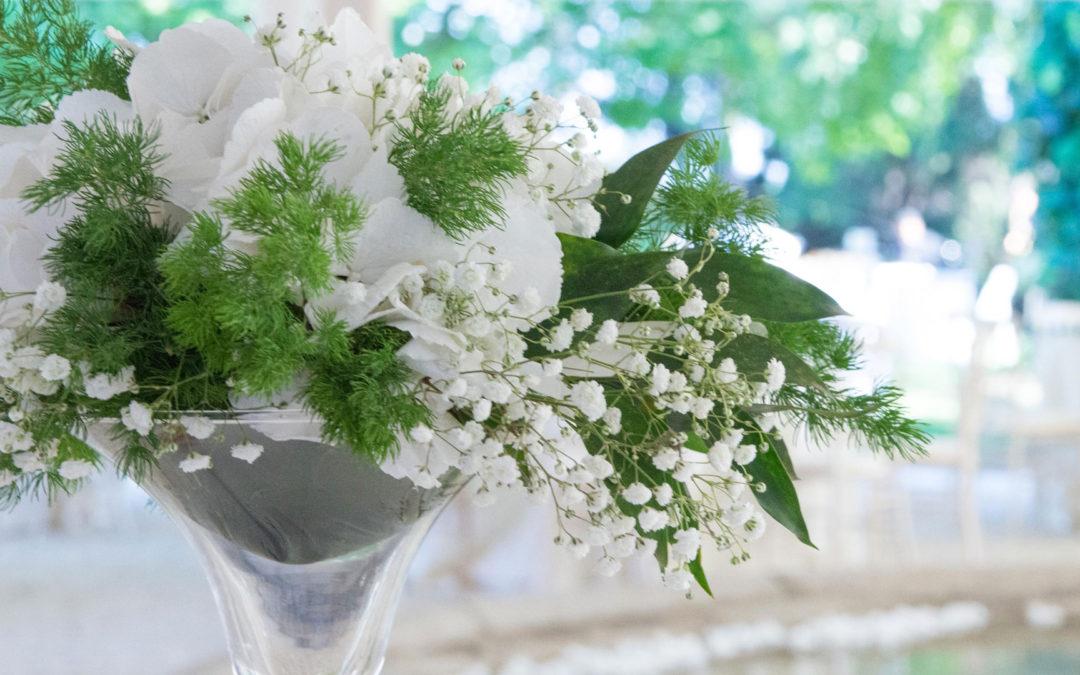 Allestimenti floreali per matrimoni a Varese: scegli Varese in Fiore