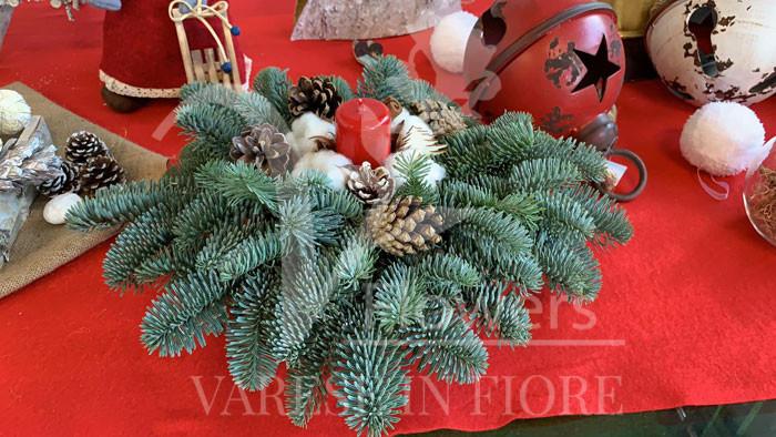 Composizioni floreali natalizie a Varese: vieni da Varese in Fiore