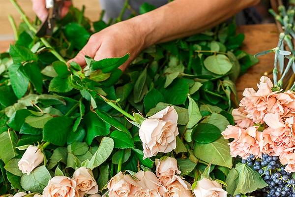 Grossista di fiori recisi a Varese