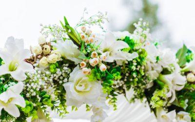 Allestimento floreale per matrimonio: una guida