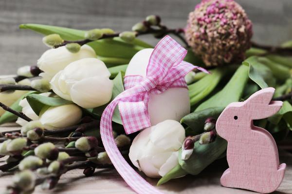 Centrotavola floreali per Pasqua: ecco come crearli